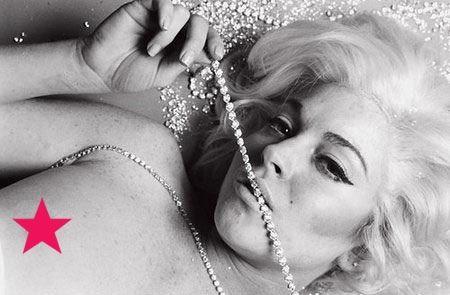 Lindsay, Monroe gibi soyundu - 8